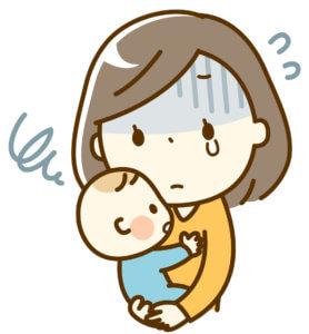 子育ては泣きたくなることが多い